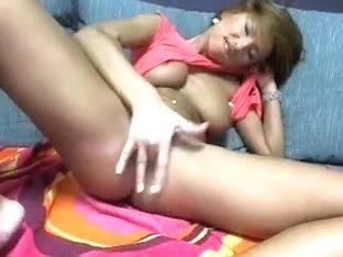 I got horny in my homemade masterbation video clip