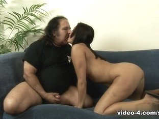 Exotic pornstars CeCe Stone, Ron Jeremy in Crazy Panties, Cunnilingus adult video