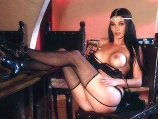 Crazy pornstar Erika Knight in Exotic Solo Girl, Lingerie sex video