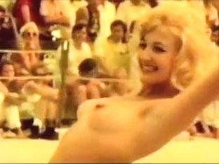 vintage seventies miss nude contest