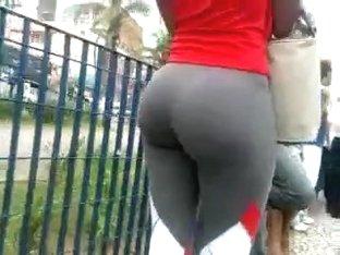 culote en lla calle big ass