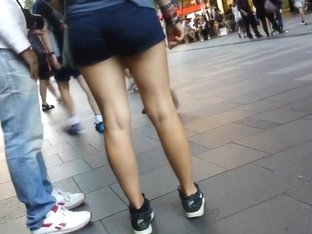 Bare Candid Legs - BCL#082