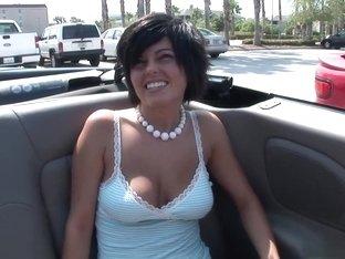 Best pornstar in hottest amateur, striptease sex video