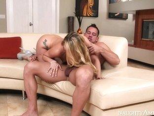 AJ Applegate & Johnny Castle in My Friend Shot Girl