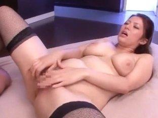 Hottest Japanese chick Meisa Hanai in Crazy Big Tits, Stockings/Pansuto JAV video