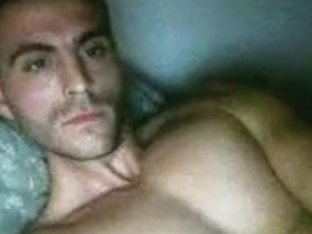 Corpulent Monster Ding-Dong, French Hawt Muscle Boyfrend Masturbation On Web Camera