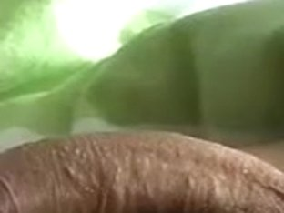 moist foreskin gentle jerk off