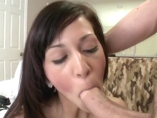 Ass to mouth, then swallows