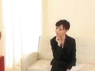 Aino Kishi Erotic Work Of OL