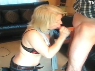 I made a sexy hot amateur blonde video clip with my bf