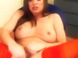 Sexy american immature hard sex toy on cam
