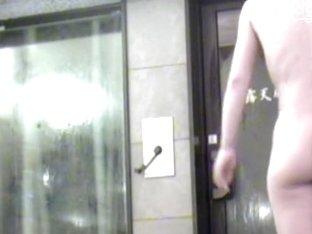 Asian girls do not notice spy cam in the shower cam dvd 03302
