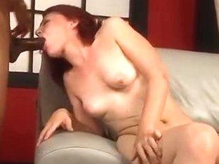 Redhead Frankie with BBC