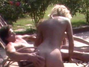 Christy Canyon & Ginger Lynn FFM