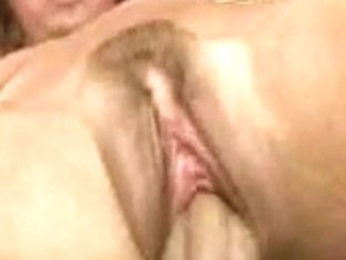 Gorgeous MILF anal and facial.