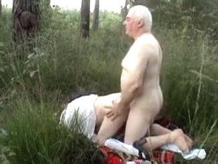 outdoor arse fuck