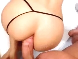 My babe and I made an amateur allure anal webcam show
