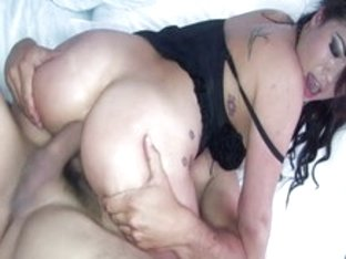 Fabulous pornstar London Keyes in incredible anal, big ass sex clip