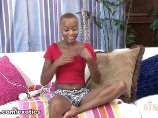 Fabulous pornstar in Best Black and Ebony, Masturbation xxx video