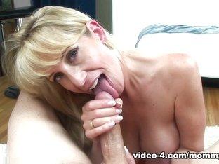 Exotic pornstar Olivia Parrish in Hottest Cumshots, Blonde adult scene
