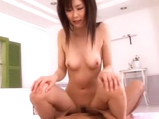 Fabulous Japanese whore Kotone Amamiya in Amazing Rimming, Fingering JAV clip