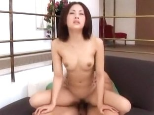 Amazing Japanese girl Haruna Sato in Horny Doggy Style, Hairy JAV scene