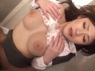 Exotic Japanese whore Natsu Ando in Hottest Doggy Style, Fingering JAV scene