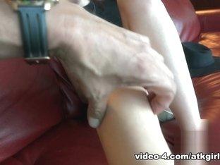 Horny pornstar Adria Rae in Hottest Orgasm, POV xxx scene