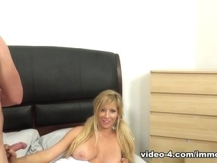 Fabulous pornstar Tasha Reign in Exotic Blonde, Big Tits porn video