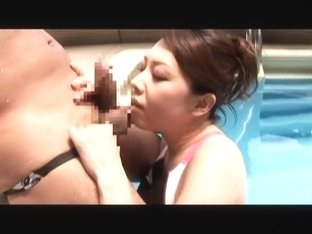 Horny Japanese model Yumi Kazama in Incredible Doggy Style, Outdoor JAV movie