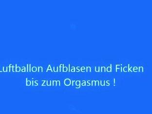 Balloon Aufblasen & Ficken