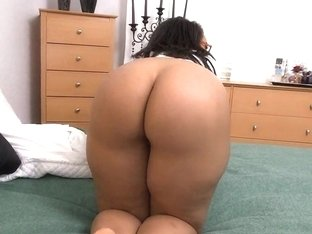 Ava Sanchez Showing Off That Phat Booty