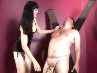 CBTandBallBusting Video: Fun with a Burdizzo