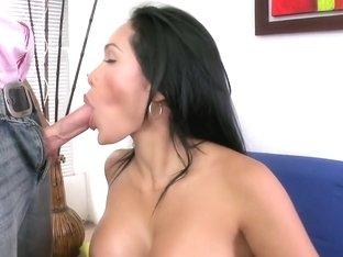 Celeste in Celeste first fuck interview