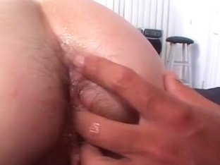 Blond whore receives her snatch pounded