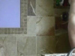 voyeured shower