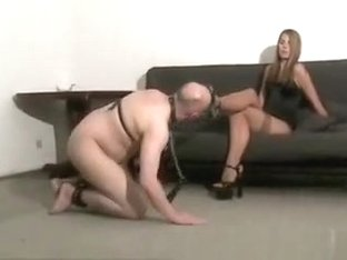 Crazy Amateur video with BDSM, Femdom scenes
