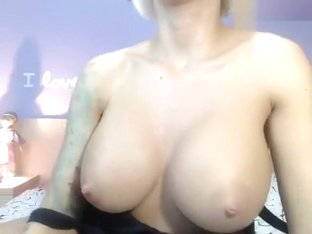 TanjaHot shows her tattoos and tits