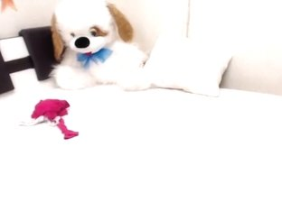 SexyElenPUSSY masturbating on the bed