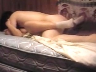 hmong beauty drilled hard by white boy-friend