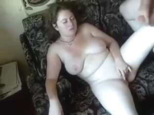 My fat and sexy brunette hair wife is pretty betwixt her legs