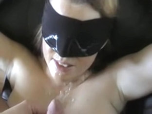 Treating My Wife To A Big Facial2