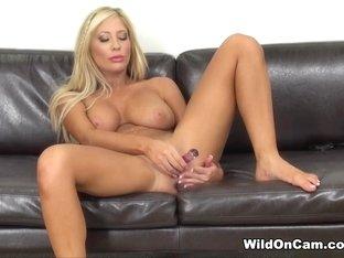 Fabulous pornstar Tasha Reign in Crazy MILF, Masturbation adult scene