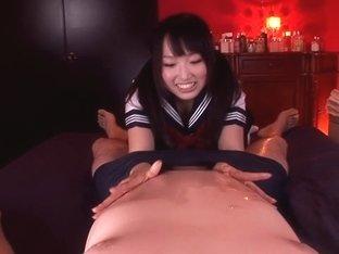 Crazy Japanese whore Hikari Matsushita in Best JAV censored Fetish, Small Tits movie