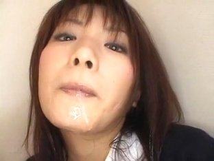 Exotic Japanese model Akane Ozora in Hottest Cumshots, Showers JAV scene
