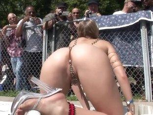 Best pornstar in hottest brazilian, big tits xxx clip