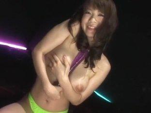 Incredible Japanese slut Nao Mizuki in Best Cumshots, Big Tits JAV scene