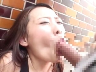 Best Japanese chick Mirei Yokoyama, Azusa Maki in Exotic Blowjob/Fera JAV video