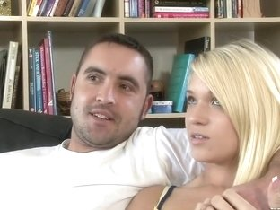 Horny pornstar Shayla LaVeaux in exotic blowjob, cunnilingus porn movie