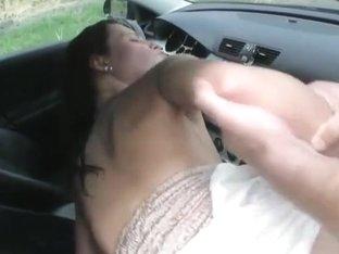 Amateur Elisabeth fucked by stranger guy